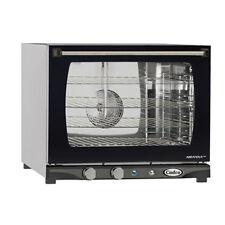 Cadco Xaf 133 Countertop Electric Convection Oven 4 Half Size Pan Capacity