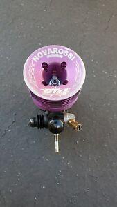 Novarossi Engine Mugen Beat .21 BT4 4 port off road (100% rebuilt/refreshed)