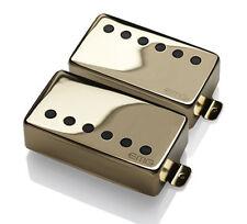EMG James Hetfield Signature Active Humbucker Set - gold
