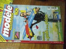 6µ?§ Revue Modele magazine n°675 Plan encarté SE 5a / Nexus Yak 54 Illusion