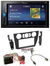 Pioneer 2DIN MP3 USB AUX Autoradio für BMW 3-er E90/E91/E92/E93 2005-2013 man. K