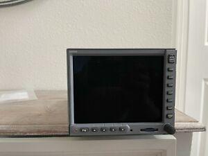 GARMIN GMX 200 MFD  P/N 011-01467-10 WITH I/O RADAR & TRAFFIC