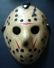 Friday The 13th Part 8 Jason Voorhees Halloween Mask Manhattan Hodder Horror