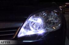 2x T10 9SMD LED SIDELIGHTS WHITE XENON FREE ERROR OPEL ASTRA VECTRA CORSA ZAFIRA
