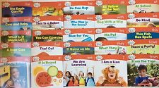Lot 25 Children's Level A Kindergarten First Grade Learn to Read Books NEW