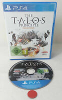 The Talos Principle - Deluxe Edition   PlayStation4   PS4   gebraucht in OVP