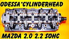 NEW FITS MAZDA 2.0 2.2 SOHC B2000 B2200 626 CYLINDER HEAD MECHANICAL VERSION