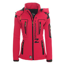 Geographical Norway Jacke Softshelljacke Regenjacke Outdoor Tislande rot