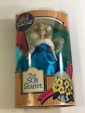Totsy Dolls of Yesteryear The 50s Starlet Original Box Rare Vintage
