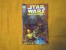 Star Wars: Dark Empire Ii 5 (1995 Dark Horse)*1st App of Jaina & Jaycel Solo*