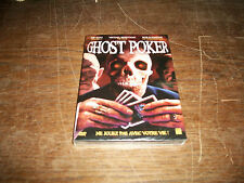 DVD, ghost poker, film horreur, neuf