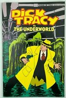 DICK TRACY VS THE UNDERWORLD BOOK 2 (1990 WALT DISNEY ) COMIC BOOK TPB
