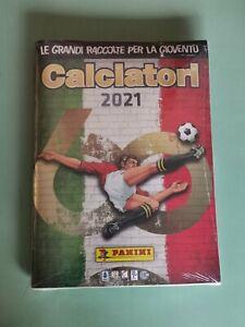 Album Panini Calciatori 2020/2021 sigillato + set completo di tutte le figurine