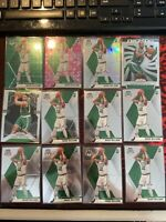 2019-20 Mosaic #214 Tremont Waters Silver Prizm Rookie RC Lot (12) Pink Green