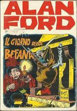 ALAN FORD n° 31 Originale (Corno, 1972) MAGNUS