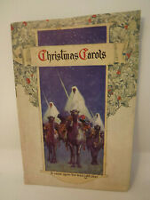 Ww Ii Booklet of Christmas Carols for Soldiers Provided by Pennington Pharmacy