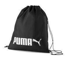 Puma Phase Gym Sack Sports Bag Black