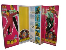 "Kenner Six Million Dollar Man Maskatron Box for 12"" Action Figure"