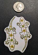 * Aboriginal Gecko Sticker Aboriginal Art Sticker Renewal Sticker fresh start *