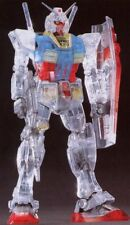 MG 1/100 RX-78-2 Gundam Crystal Version (Mobile Suit Gundam) Bandai Gunpla F/S