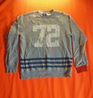 Adidas Originals 40 Years Crew Jumper 72 Size Medium Streetwear Embroidered