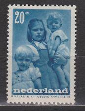 NVPH Netherlands Nederland nr 499 ong MLH Kinderzegels 1947 Pays Bas