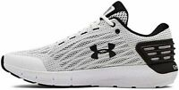 Under Armour Men's Shoes Charged Rogue Fabric Low Top Lace, White (104), Size  D