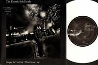 """THE ELECTRIC SOFT PARADE empty at the end (white vinyl) 7"""" PS EX+/EX DB009SP7"""