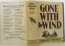MARGARET MITCHELL Gone with the Wind FIRST EDITION