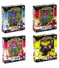 Sonokong MiniForce Super Ranger Action 4 Figures Set - Volt,Semi,Max,Lucy