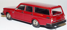 Volvo 245 Gl Estate Model Car Handmade Small Series Whitemetal 1/43 Tw118-1