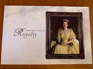 Australia 2008 Portraiture & Royalty Queen Elizabeth II Prestige Booklet