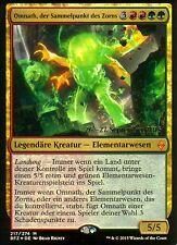 Omnath, der Sammelpunkt des Zorns FOIL / - Locus of Rage | NM | Prerelease | GER