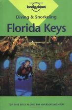 Florida Keys (Lonely Planet Diving & Snorkeling Florida Keys) By William Harrig