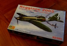 RS Model Reggiane Re 2005 1/72 Sealed Sigillato Regia Aeronautica