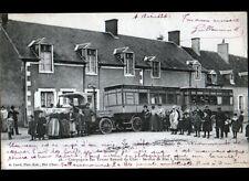 BLET (18) TRAIN RENARD du CHER / SERVICE de BLET à NERONDES en 1908