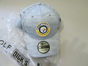 Pittsburgh Steelers New Era 39Thirty Large/XL Cap Hat NEW $35.99 wIth tags NFL