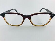 New Authentic Oliver Peoples Eyeglasses OV 5224 1224 Red Tortoise Ashton  52