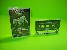 The Beatles Featuring Tony Sheridan – In The Beginning Cassette Tape 1981 CRC