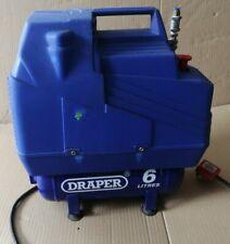 Draper DA6/200 6L Oiless Hobby Air Compressor 200L/Min