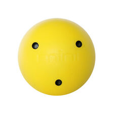 NEW Smart Hockey Stick Handling Off Ice Training Ball MINI Agility Weight Yellow