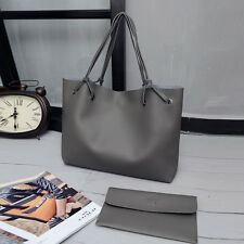 Women Genuine Leather Tote Bag Shoulder Handbag Purse Daily Causal Shopper