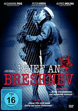 Brief an Brezhnev Alfred Molina, Peter Firth BRAND NEW AND SEALED DVD