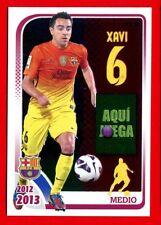FC BARCELONA 2012-2013 Panini - Figurina-Sticker n. 105 - XAVI -New