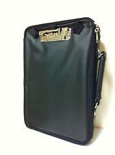 CLICSAFE PSB04 A4 Clipboard Case - Black - Police, Security, Prison etc