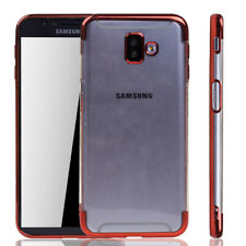 Samsung Galaxy J6 Plus Case Phone Cover Protective Red