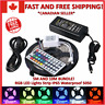 NEW 5M 10M Waterproof LED Strip Lights 5050 RGB LED Rope Lights Complete Kit