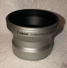 Canon LA-DC58D Conversion Lens Adapter for Powershot From Japan
