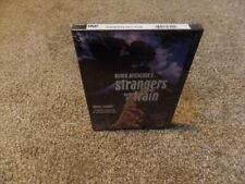 Strangers On A Stranger Train dvd Brand New Factory Sealed movie