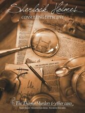 Sherlock Holmes - Consulting Detective - Thames Murders & Other Cases - NEW